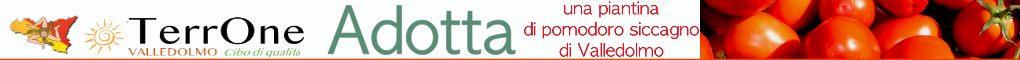 TerrOne Adotta una piantina di pomodoro siccagno di Valledolmo e ti consegniamo la passata!